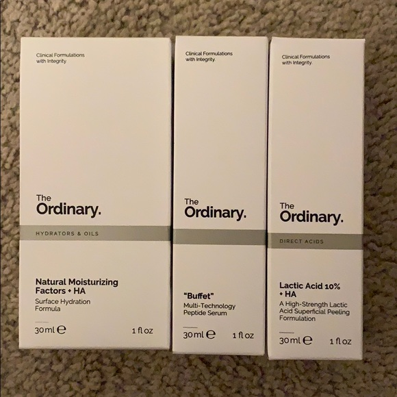 the ordinary Other - THE ORDINARY BUNDLE